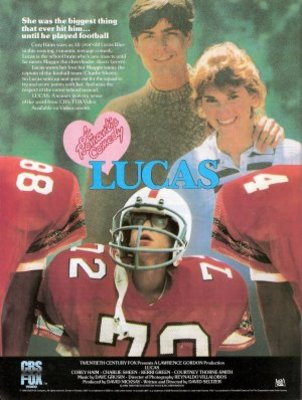 Lucas movie poster (1986) poster MOV_0b5c6300