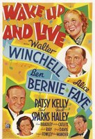 Wake Up and Live movie poster (1937) picture MOV_104840a7
