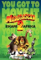 Madagascar: Escape 2 Africa movie poster (2008) picture MOV_d528bdb3