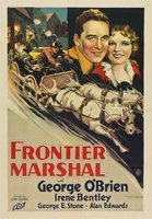 Frontier Marshal movie poster (1934) picture MOV_0b6d8e4f