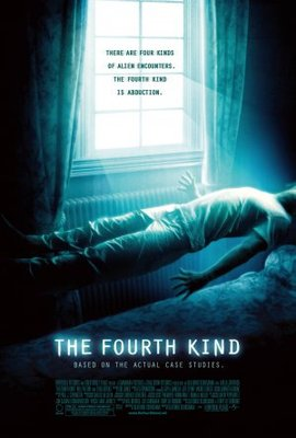 The Fourth Kind movie poster (2009) poster MOV_0b7418f5