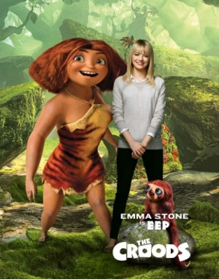 The Croods movie poster (2013) poster MOV_0b78c0e6