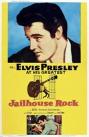 Jailhouse Rock movie poster (1957) picture MOV_0b7b6cea