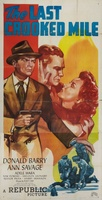 The Last Crooked Mile movie poster (1946) picture MOV_0b7b954c