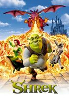 Shrek movie poster (2001) picture MOV_0b7d7d20