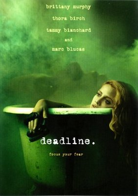 Deadline movie poster (2009) poster MOV_0b816573