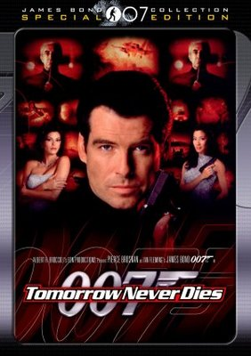 Tomorrow Never Dies movie poster (1997) poster MOV_0b841615