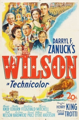 Wilson movie poster (1944) poster MOV_0b8b25c6