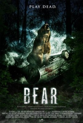 Bear movie poster (2010) poster MOV_0b9026fe