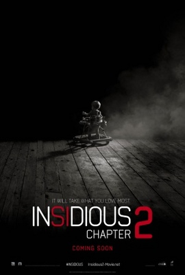 Insidious: Chapter 2 movie poster (2013) poster MOV_0b94243d