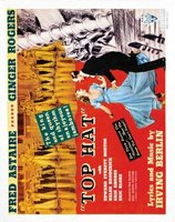 Top Hat movie poster (1935) picture MOV_0b957f0b