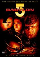 Babylon 5 movie poster (1994) picture MOV_0b9cfb1f