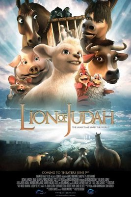 The Lion of Judah movie poster (2011) poster MOV_0ba0814d