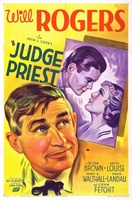 Judge Priest movie poster (1934) picture MOV_0ba4e84c