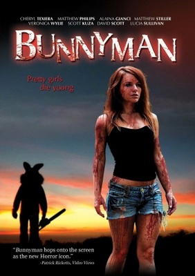 Bunnyman movie poster (2009) poster MOV_0ba8e381