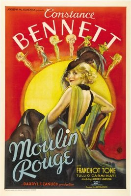 Moulin Rouge movie poster (1934) poster MOV_0ba90b52