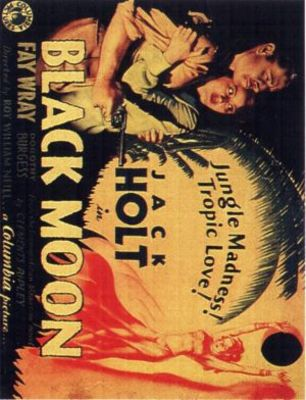 Black Moon movie poster (1934) poster MOV_0bb5373a