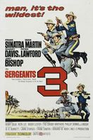 Sergeants 3 movie poster (1962) picture MOV_0bb96c9f