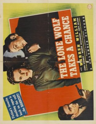 The Lone Wolf Takes a Chance movie poster (1941) poster MOV_0bc855d4