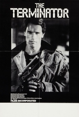 The Terminator movie poster (1984) poster MOV_0bcaf7b8