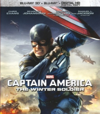 Captain America: The Winter Soldier movie poster (2014) poster MOV_0bd22c9a