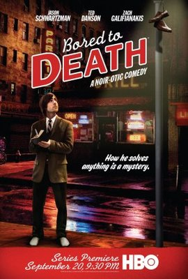 Bored to Death movie poster (2009) poster MOV_0bd2ee24