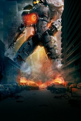 Pacific Rim movie poster (2013) poster MOV_0bda2019