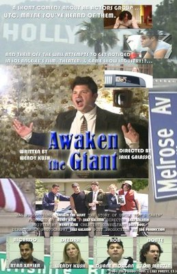 Awaken the Giant movie poster (2004) poster MOV_0bdab3b8