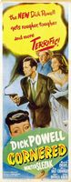 Cornered movie poster (1945) picture MOV_0bdb3bcf