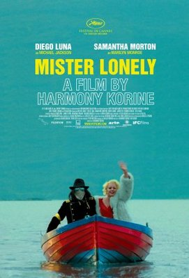 Mister Lonely movie poster (2007) poster MOV_0bdba65f