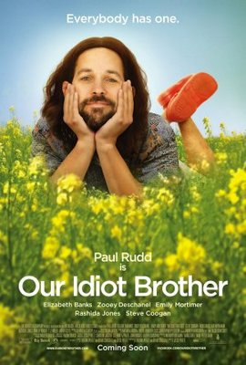 My Idiot Brother movie poster (2011) poster MOV_0bdc94aa