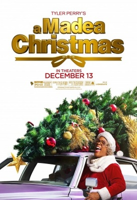 A Madea Christmas movie poster (2013) poster MOV_0be22b4a