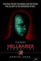 Hellraiser: Bloodline movie poster (1996) picture MOV_0be2ce51