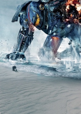 Pacific Rim movie poster (2013) poster MOV_0bec112f