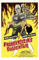 Frankenstein's Daughter movie poster (1958) picture MOV_0becd377
