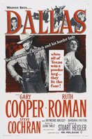 Dallas movie poster (1950) picture MOV_0bee3a9a