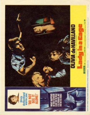 Lady in a Cage movie poster (1964) poster MOV_0bf148d3