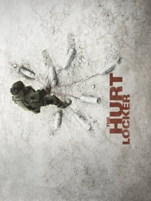The Hurt Locker movie poster (2008) poster MOV_0bf4a0cb