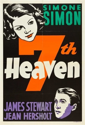 Seventh Heaven movie poster (1937) poster MOV_0bf7236a