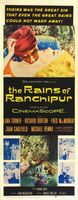 The Rains of Ranchipur movie poster (1955) picture MOV_0c02e87b