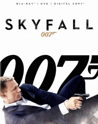 Skyfall movie poster (2012) poster MOV_0c091bdb
