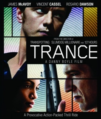 Trance movie poster (2013) poster MOV_0c095d3a
