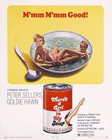 There's a Girl in My Soup movie poster (1970) picture MOV_0c108215