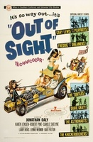 Out of Sight movie poster (1966) picture MOV_0c108d5d