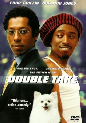 Double Take movie poster (2001) poster MOV_0c1a40e6