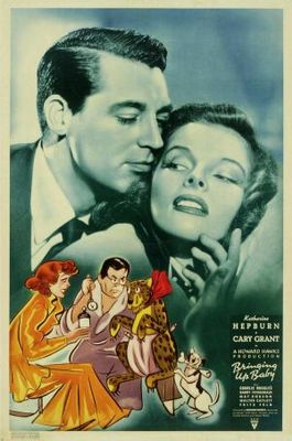 Bringing Up Baby movie poster (1938) poster MOV_0c1d79bc