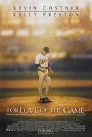 For Love of the Game movie poster (1999) picture MOV_bc22f028