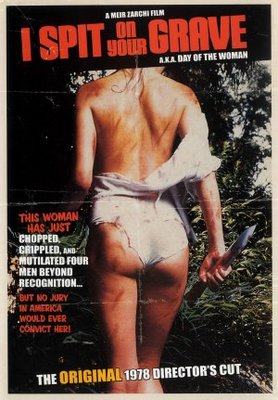 Day of the Woman movie poster (1978) poster MOV_0c37f15d