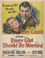 Every Girl Should Be Married movie poster (1948) picture MOV_0c3e2f98