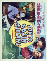 Tonto Basin Outlaws movie poster (1941) picture MOV_0c3f0341